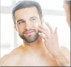 soin du visage pour homme